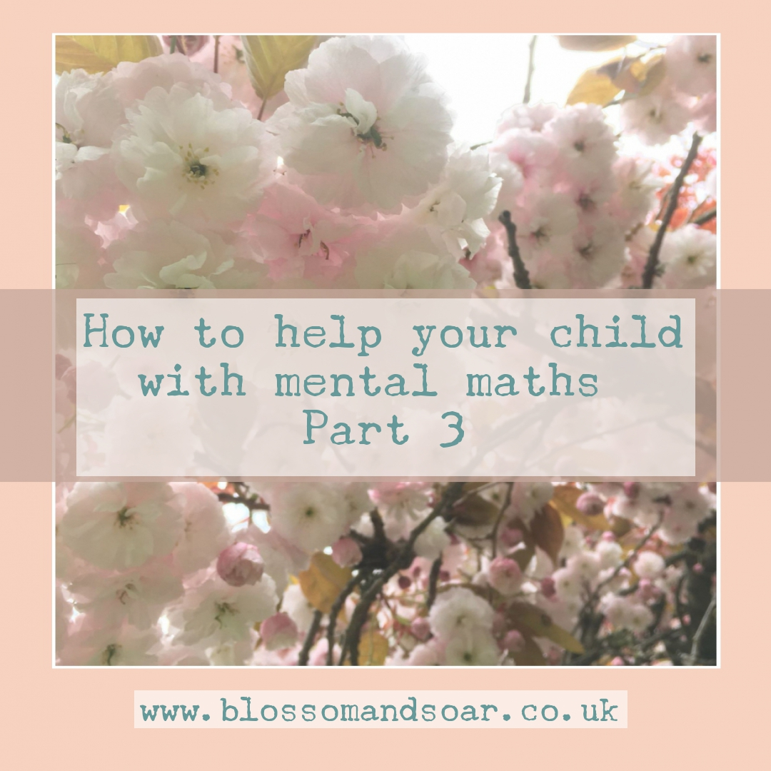 mental maths arithmetic key stage 2